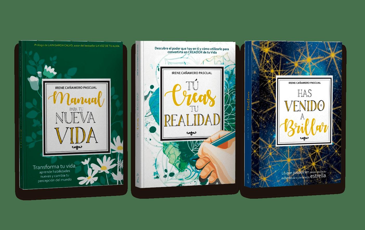 trilogía irene cañamero pascual