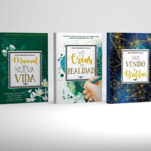 trilogía completa Manual para tu nueva Vida
