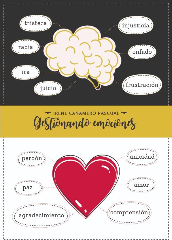 gestionando emociones de Irene Cañamero Pascual